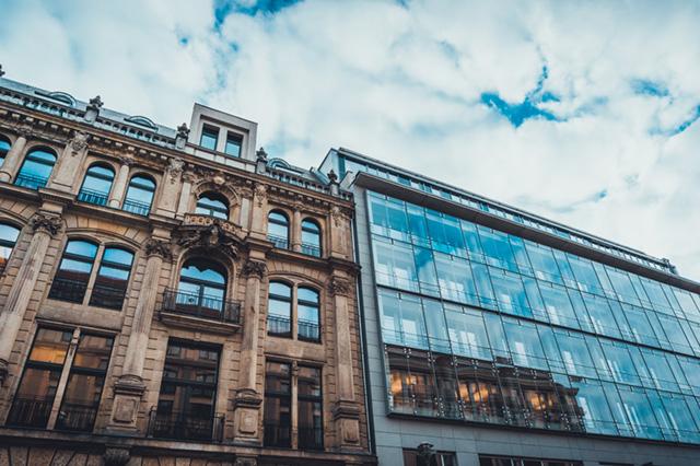 Fassadenplanung und Sanierung